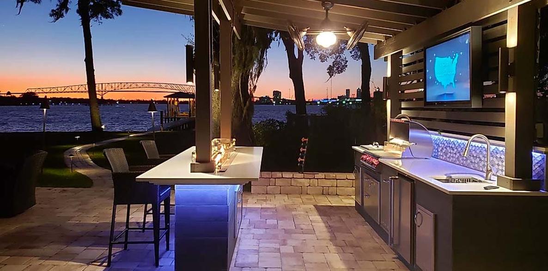 Outdoor Kitchen Design Gallery