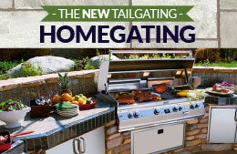 Homegating: The New Tailgating