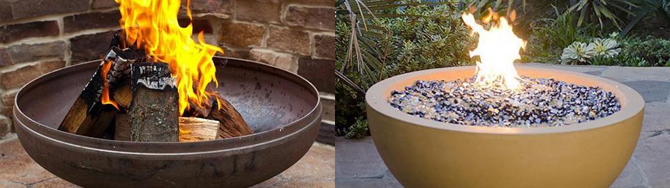 Wood vs Gas Fire Pit Comparison