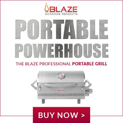 Shop Blaze Portable Gas Grill