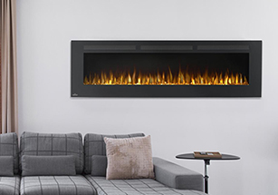 Electric Fireplace Styles & Materials