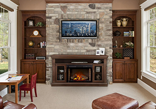 Electric Fireplace Inspiration Gallery