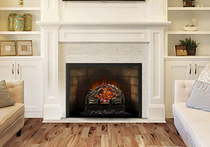 5 Most Realistic Electric Fireplaces