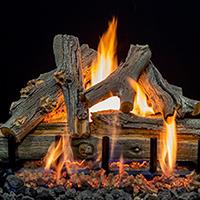 Juniper Gas Log Sets