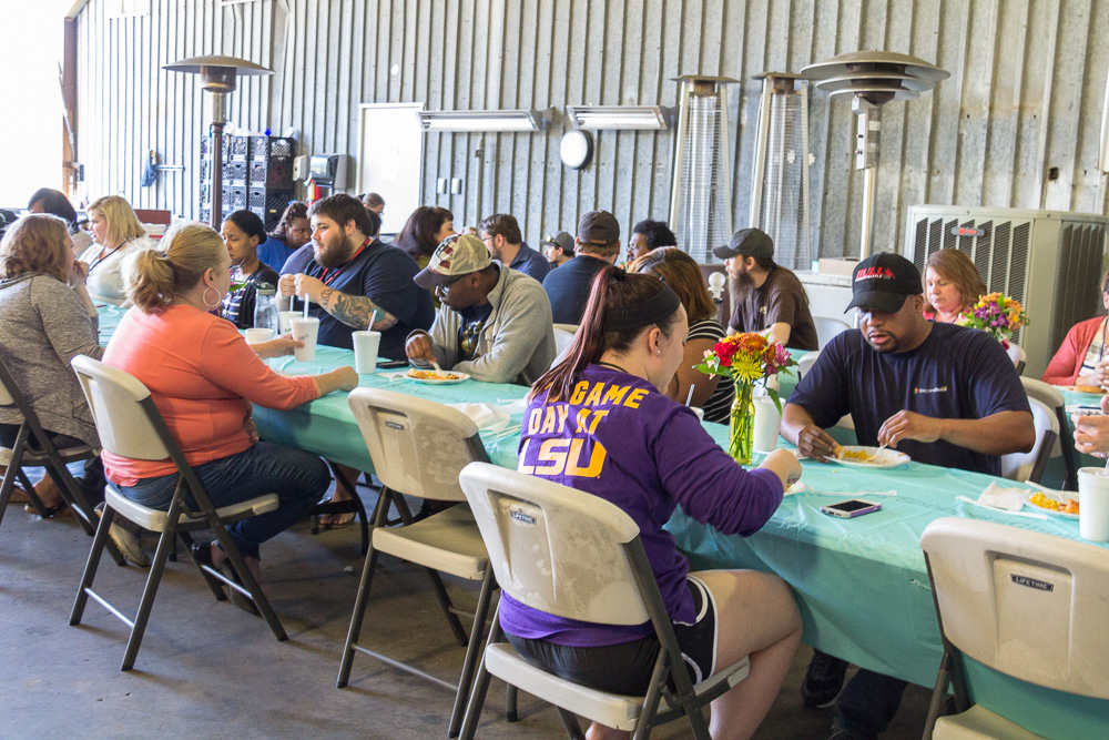 Customer Service Appreciation Luncheon