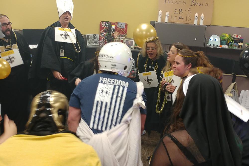 2017 Team Spirit Day