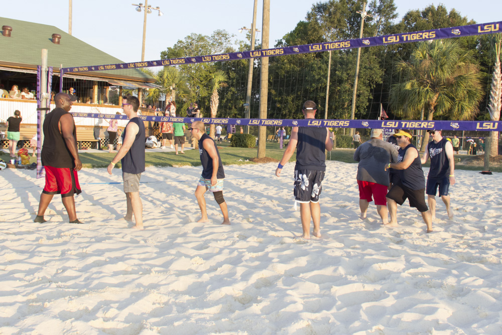 2015 Volleyball Party