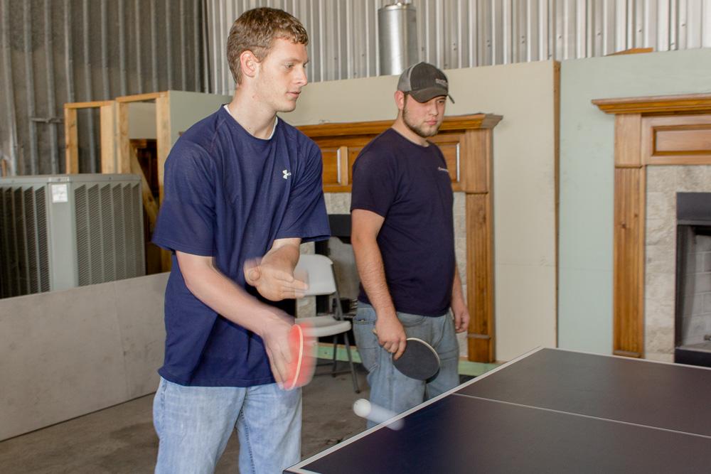 2016 Employee Appreciation Ping Pong Tourney