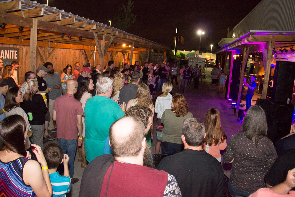 2015 Spring Quarterly Party