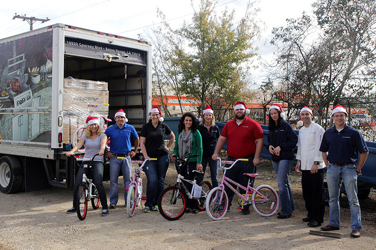 2013 Toys For Tots Drive