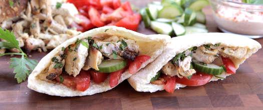 Chicken Shawarma Recipe Video