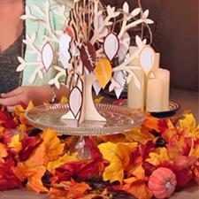 How to Make a Fall Centerpiece