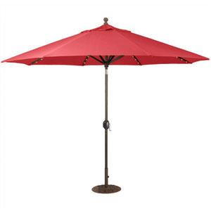 Lighted Patio Umbrella