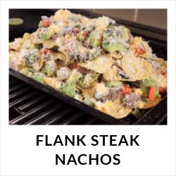 Flank Steak Nachos Recipe