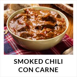 Smoked Chili Con Carne Recipe