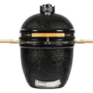 Coyote Asado built-in kamado grill