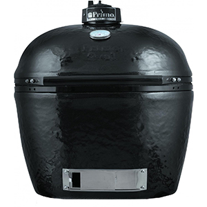 Primo Oval XL built-in kamado grill