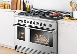 Dcs Appliances Ranges Cooktops Amp Ovens Dcs Ranges